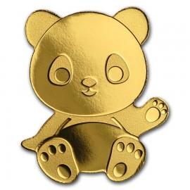 0,5 g Gold Panda  Palau