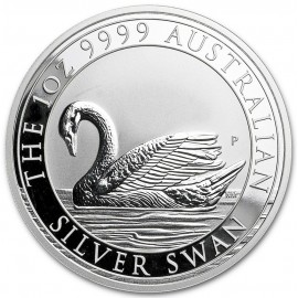 1 Unze Silber Schwan Perth Mint 2017