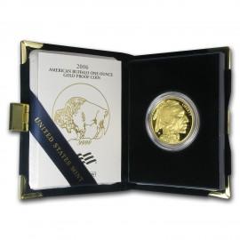 1 oz Gold American Buffalo 2006 (Polierte Platte)