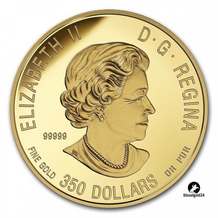 350 Dollar Gold Canada 2017 D 252 Sselgold24