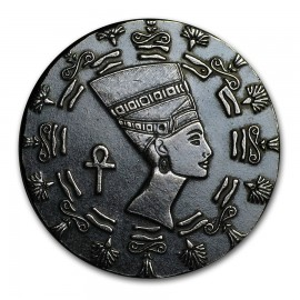 1/10 Unze Silber Königin Nefertiti  Monarch  USA