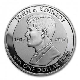 1 Unze Silber  J.F.Kennedy Reverse Proof