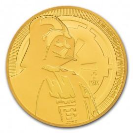 1 Unze Gold Darth Vader Niue 2017