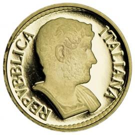 100 Euro Gold 2017 Kaiser Hadrian in PP