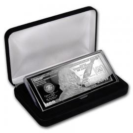 Silver Bar 4 oz