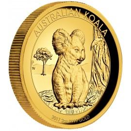2 oz Koala Gold 2017