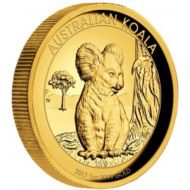 1 oz Koala Gold 2017