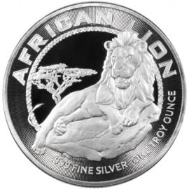 1 Unze Silber African Lion  2017  Niue VVk