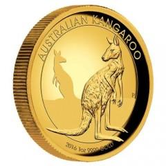 1 Unze Gold Känguru 2016 High Relief  PP