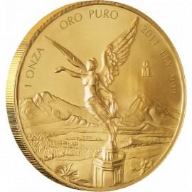 1 Unze Gold Mexiko Libertad 2015
