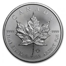 Investorenpaket  500 x 1 Unze Silber Maple Leaf 2018