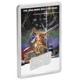 1 Unze Silber STAR WARS™ - DAS IMPERIUM SCHLÄGT ZURÜCK - 1 OZ Star Wars  Niue