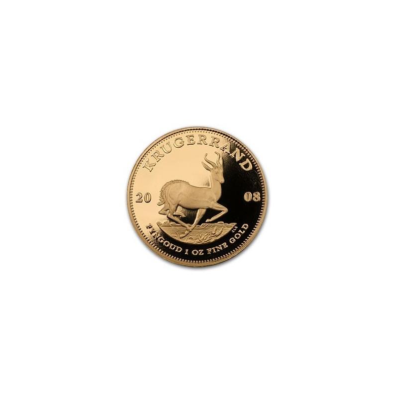 1 Unze Gold Krügerrand 2000 proof