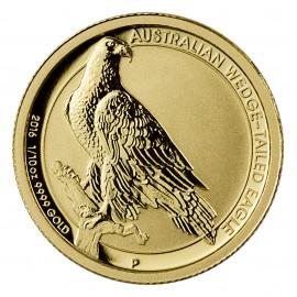 1/10 oz Gold Australian Wedge Tailed Eagle MS 70 2016