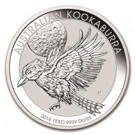1 kg  Silber Australien...