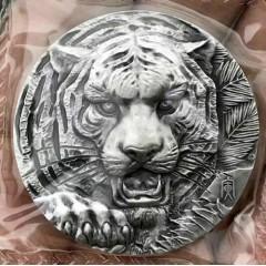 80 Gramm  China Silber Tiger