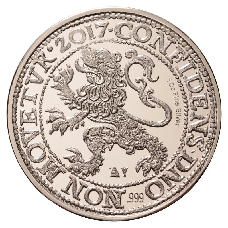 1 Unze Silber Leeuwendaaler Lion Dollar 2017 VVK