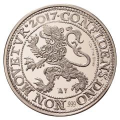 1 Unze Silber Leeuwendaaler Lion Dollar 2017