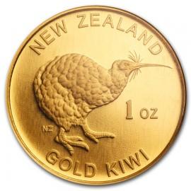 1 unze oz Gold Kiwi 2018  Blister