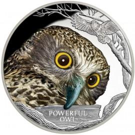 1 oz Silver owl