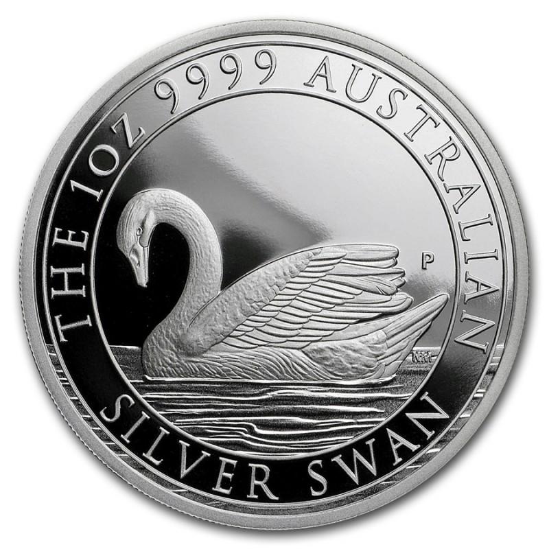1 oz svan Perth Mint 2017 PP