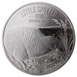 1 unze Silber Kiwi 2018  Blister