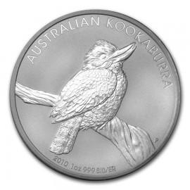 1 Unze Silber Australien Kookaburra 2010