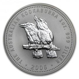 1 Unze Silber Australien Kookaburra 2009