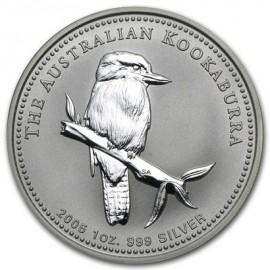 1 Unze Silber Australien Kookaburra 2005