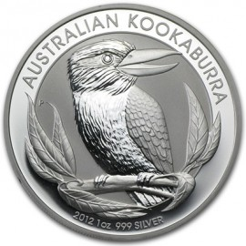 1 Unze Silber Australien Kookaburra 2012