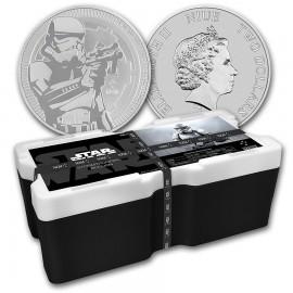 250 x 1 Unze Silver Stormtrooper 2018