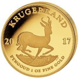 1 Unze Gold Krügerrand 2017