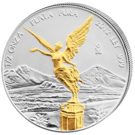 1 Unze Silber Mexiko Libertad 2015