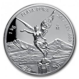 1 Kg Silber Mexiko Libertad 2009 PP Box