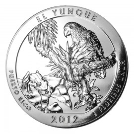 5 oz Silber America  the Beautiful  2012