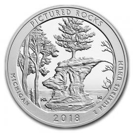 5 Unze Silber America The Beautiful ATB Ozark National Scenic Riverways Missouri