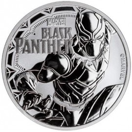 1 oz Silver spiderman 2017