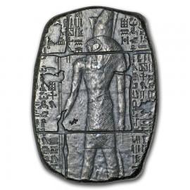 3  Unze oz Silber Relic Bar Horus