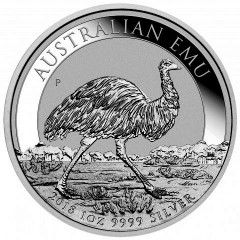 1 oz emu Perth Mint 2016
