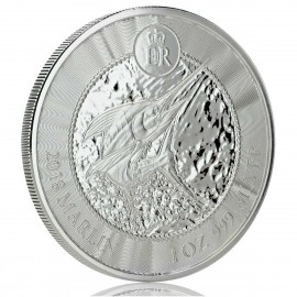 1 Unze Silber Marlin 2018  Cayman Islands 1 $