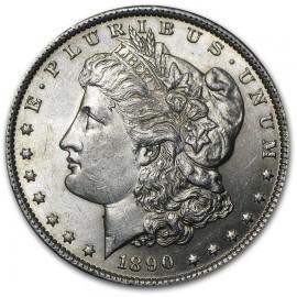 1 $ Morgan Dollar Silber  historische Münze 1878-1904 geprägt
