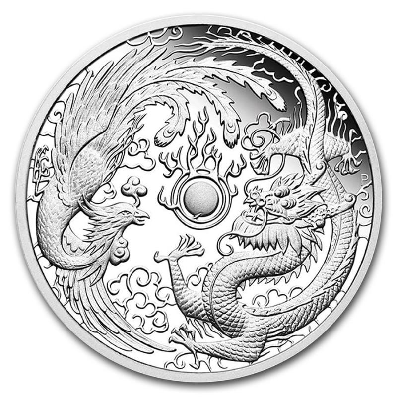 1 oz  Perth Mint 2017