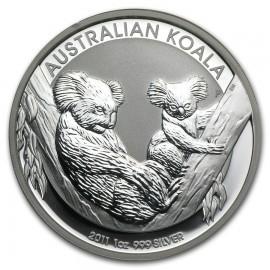 1 oz Silver  Koala 2011