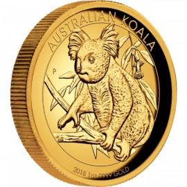 1 oz Koala Gold 2018