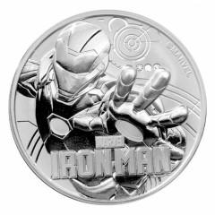 1 Unze Silber Ironman 2018 Tuvalu