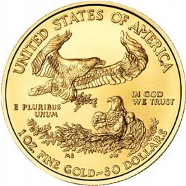 1 Unze Gold American Eagle 2015