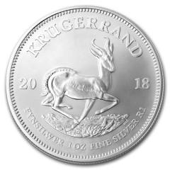 1 Unze Silber Krügerrand 2018