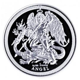1 OZ Silber Angel