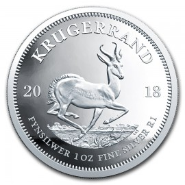 1 Unze Silver Krügerrand 2018 Proof