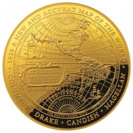 1 oz Gold  1812